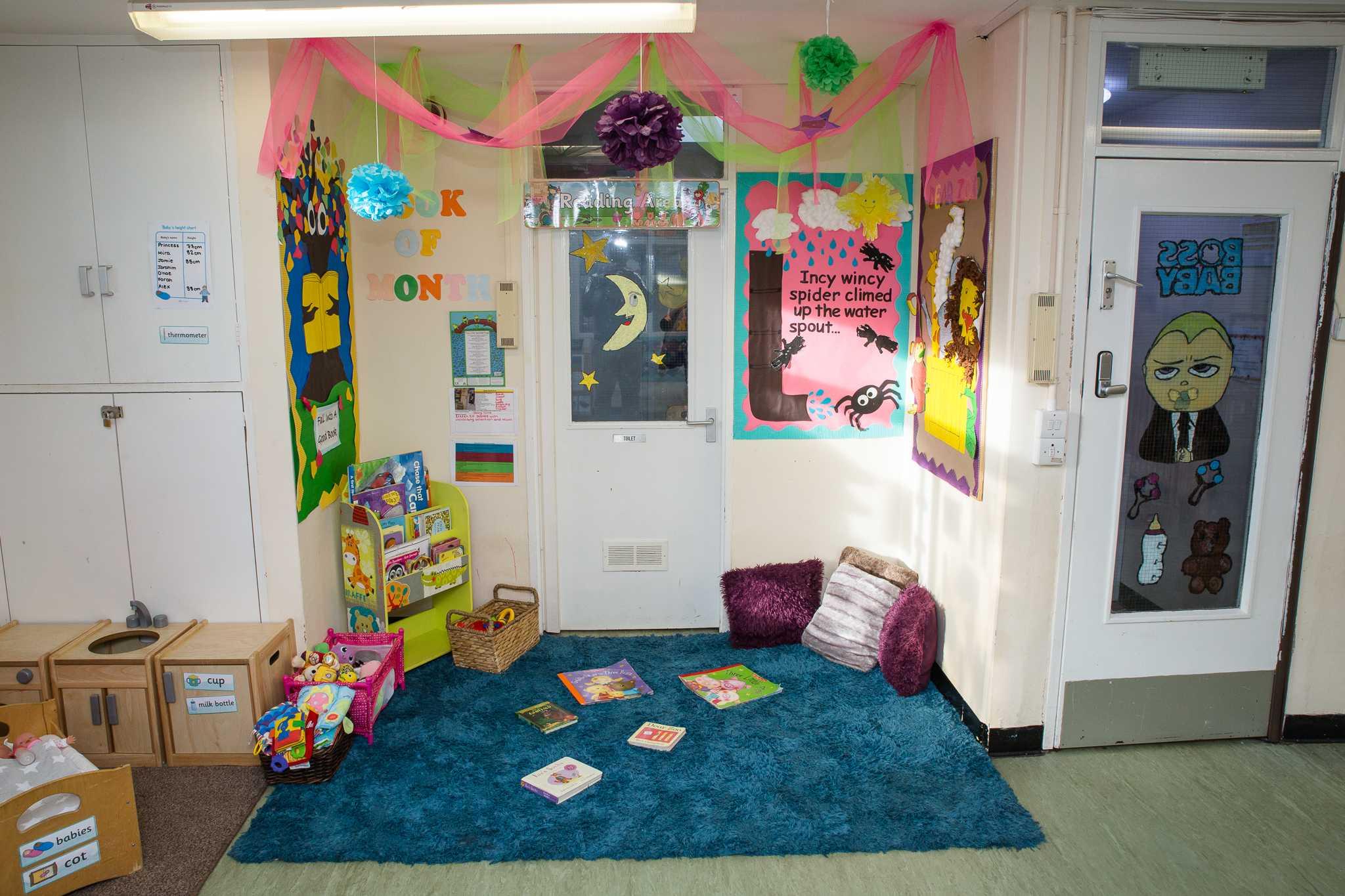 Hillcity Day Nursery