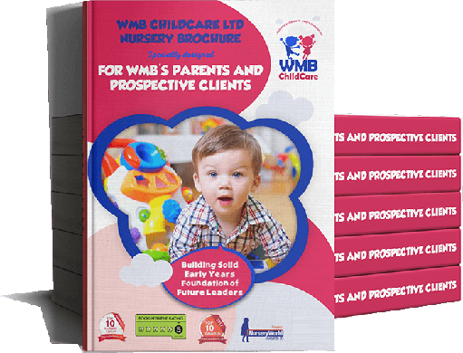 WMB Childcare Nursery Brochure