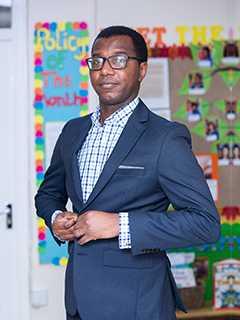 Fred Ogunoye