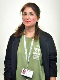Anjum Fawad Nursery Coach