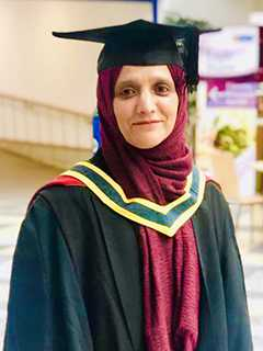 Sabina Hamid Nursery Coach